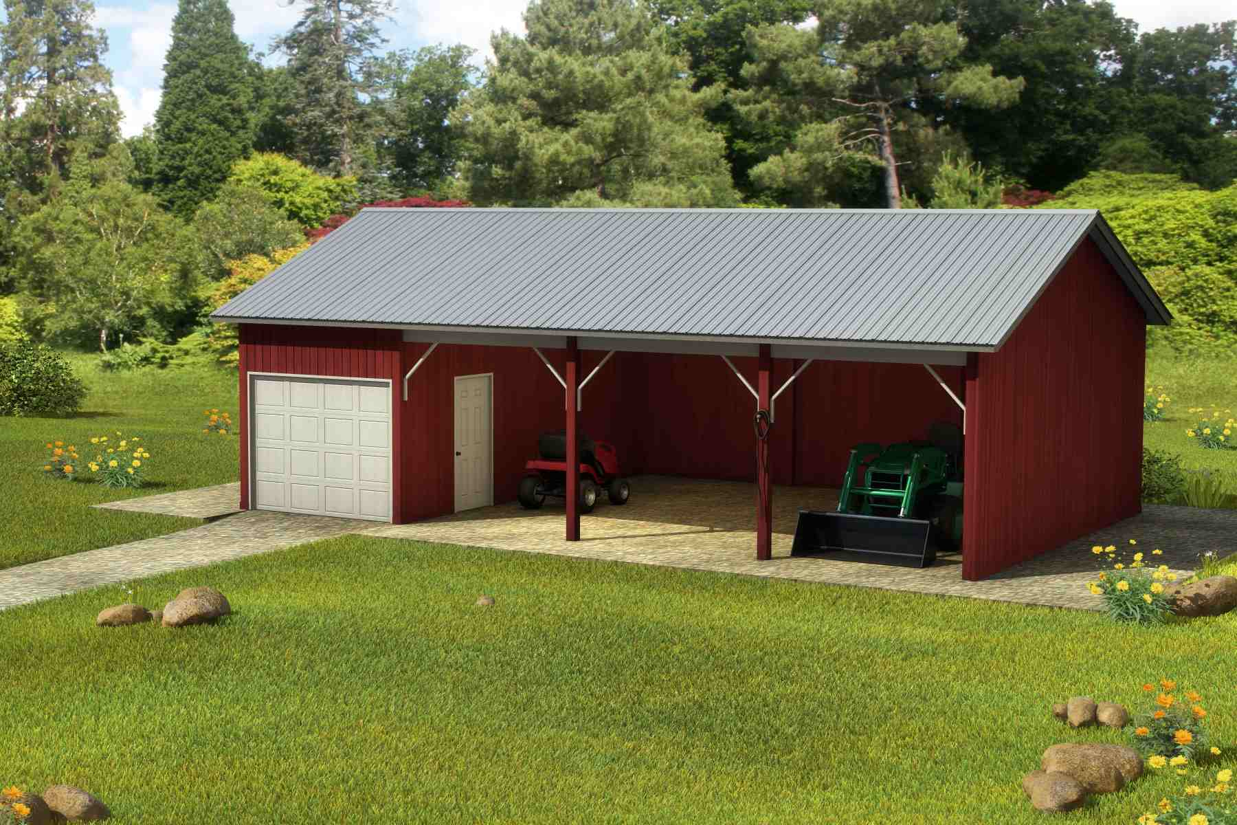 Pole Barn Packages Curtis Lumber